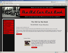Old Car Nut Book