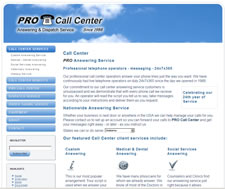 PRO Call Center Answering Service