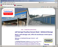 self storage puyallup Safeland Storage